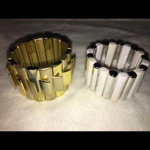Jewelry - 2 Bold Bracelets